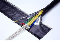 興和化成 ノイズプロテクトチューブ KSLA80-100 スライドロックタイプ 80μm (25m) (KSLA80100)