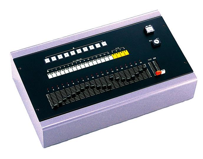 日照 手動卓上調光器 NLC-8568 調光器 20A×16回路 (NLC8568)(受注対応品)