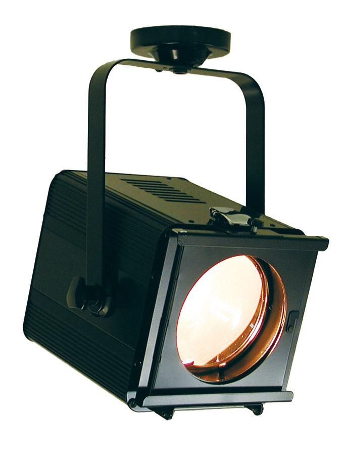 日照 吊り下げ式 NHS-6613K 300W平凸レンズ ブラック (NHS6613K)