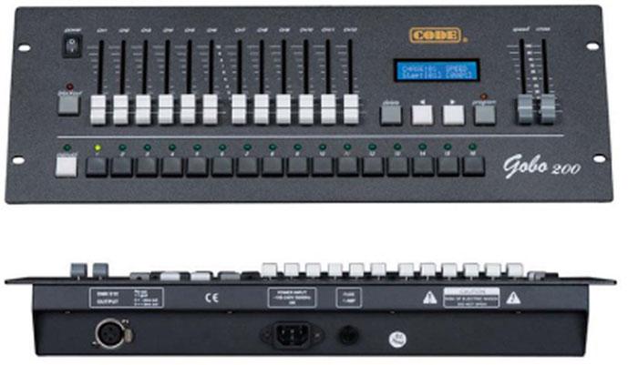 日照 コントローラー WLP-C404 DMX-コントローラー (輸入品) (WLPC404)