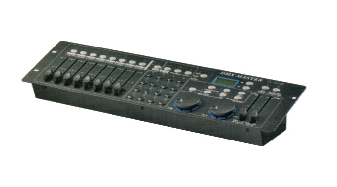 日照 LED WLP-C406 DMX Controller (WLPC406)