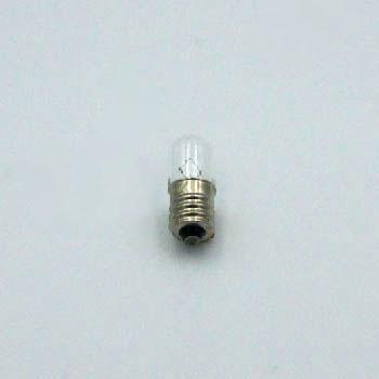 パイロットランプ(小型表示電球) T10/E10 100/110V2W (100個入) 電球形状T10/口金E10