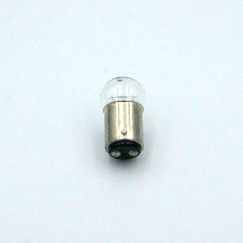 パイロットランプ(小型表示電球) G18/BA15D 12V10W (50個入) 電球形状G18/口金BA15D