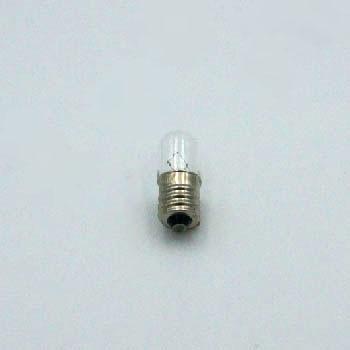 パイロットランプ(小型表示電球) T13/E12 140V6W (100個入) 電球形状T13/口金E12