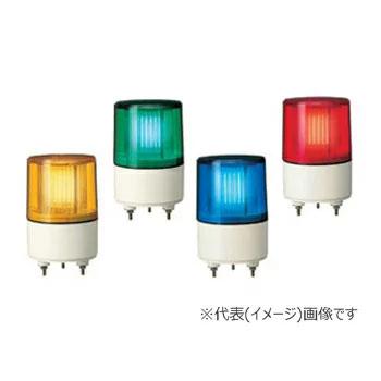 パトライト LEDフラッシュ表示灯 PSE-M2-G 緑 (AC100/200/230V)