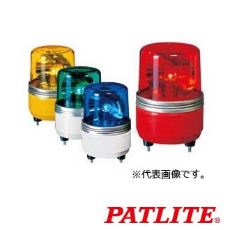 パトライト 小型回転灯 SKH-100EA-R 赤 (AC100V)