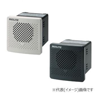 パトライト 電子音報知器 BD-100AE-K ダークグレー (AC100/220V)