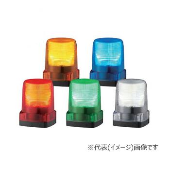 パトライト 発売モデル LED小型フラッシュ表示灯 商品 LFH-24-Y DC24V 黄
