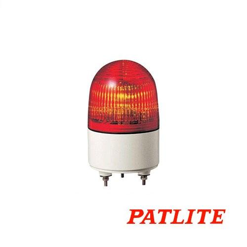 パトライト LED小型表示灯 PES-200A-R 赤 (AC200V)