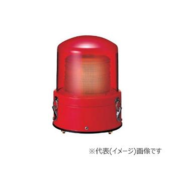 パトライト LEDフラッシュ表示灯 XME-24-R 赤 (DC24V)