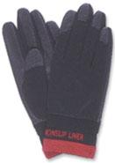 革を超えた 新素材手袋 ペンギンエース ブランド品 PA-7100 専門店 L 甲メリ ブラック ノンスリップライトPパターン