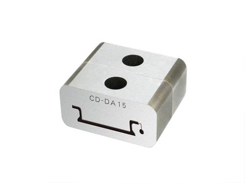 三和 手動式アルミレールカッター CD-SDR2/DA15 三和製DINレール「SDR-2」「DA-15」用ダイスのみ