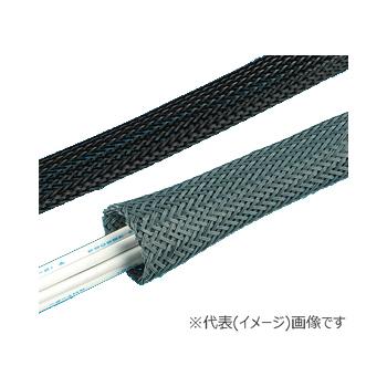 品川商工 SFチューブ SFシリーズ SF-6U (100M/巻) 難燃品(ハロゲンフリー)グレー