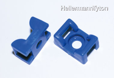 ヘラマンタイトン タイマウント (耐熱・耐薬品グレード) KR5G5-ETFE (青/100個入)