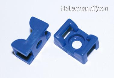 ヘラマンタイトン タイマウント (耐熱・耐薬品グレード) KR6G5-ETFE (青/100個入)