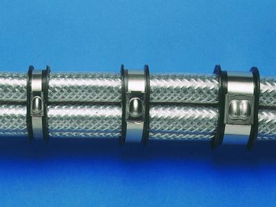 ヘラマンタイトン メタルタイ用保護カバー Mタイプ LFPC103 (黒/25m巻)