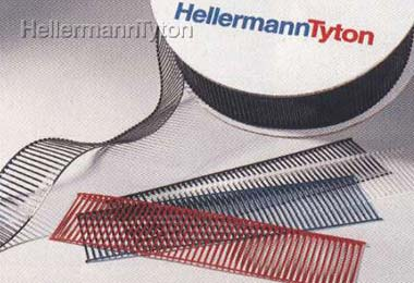 ヘラマンタイトン AT2000用連結タイ (難燃グレード) T18RA50-V0 (白/20,000本入)