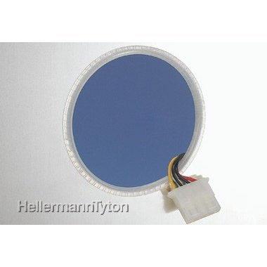 ヘラマンタイトン グロメット (標準グレード) TH-016 (乳白/100m巻)