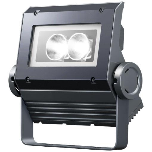 岩崎電気  レディオック フラッド ネオ ECF0498L/SAN8/DG 電球色タイプ 40クラス(旧60W) 狭角タイプ ダークグレイ