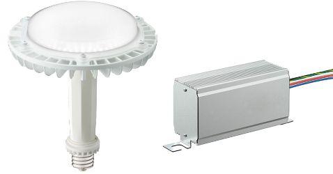 岩崎電気 レディオックLEDアイランプSP+電源ユニットのセット品 LDRS125N-H-E39/HB 125W 昼白色  (屋内専用) 電源ユニット付