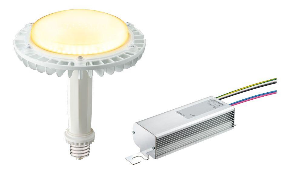 岩崎電気 レディオックLEDアイランプSP+電源ユニットのセット品 LDRS98L-H-E39/HB 98W (屋内専用) 電源ユニット付