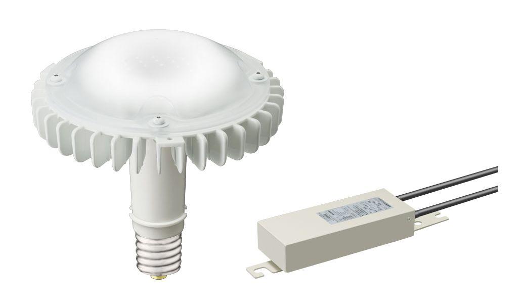 岩崎電気 レディオックLEDアイランプSP+電源ユニットのセット品 LDRS77N-H-E39/HS/H300 77W(屋外用) 電源ユニット付