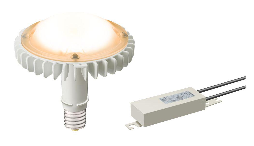 岩崎電気 レディオックLEDアイランプSP+電源ユニットのセット品 LDRS77L-H-E39/HS/H300 77W(屋外用) 電源ユニット付