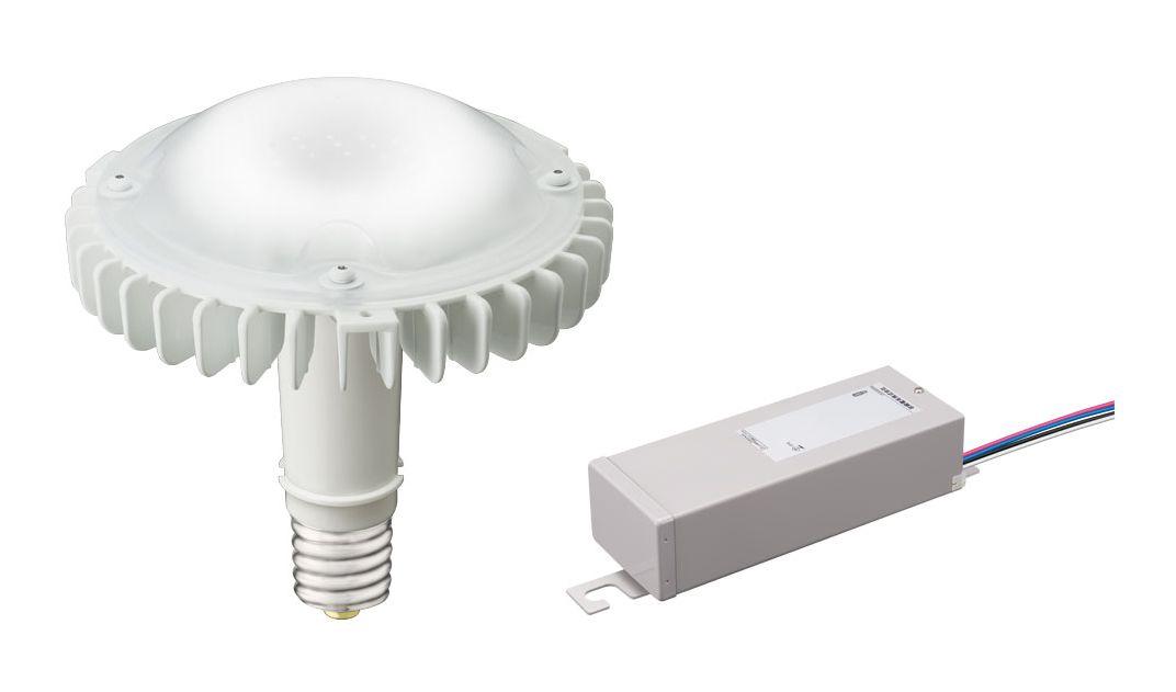 岩崎電気 レディオックLEDアイランプSP+電源ユニットのセット品 LDRS104N-H-E39/HS/H400 104W(屋内用) 電源ユニット付