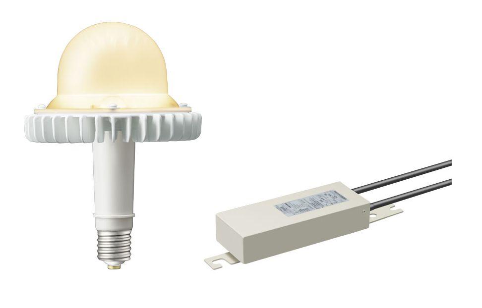 岩崎電気レディオックLEDアイランプSP-W LDGS64L-H-E39/HB/DX150 64W (屋内専用) 電源ユニット付