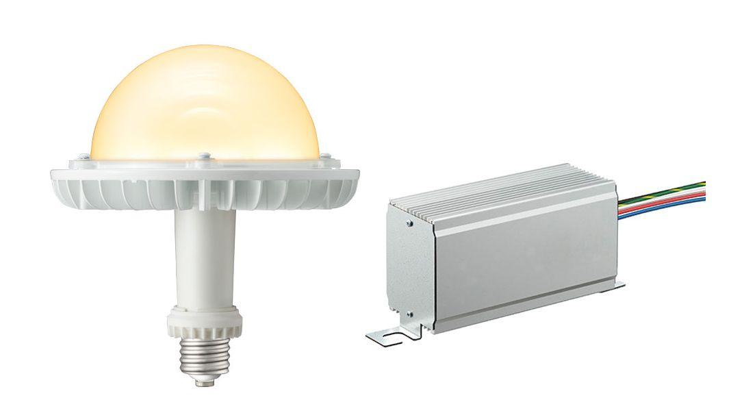 岩崎電気レディオックLEDアイランプSP-W LDGS125L-H-E39/HB 125W (屋内専用) 電源ユニット付