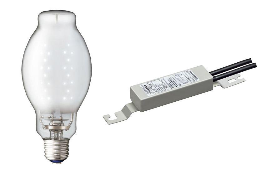 岩崎電気 LDS12N-G/GC レディオックLEDライトバルブG 12W 昼白色 E26口金形 電源ユニット付