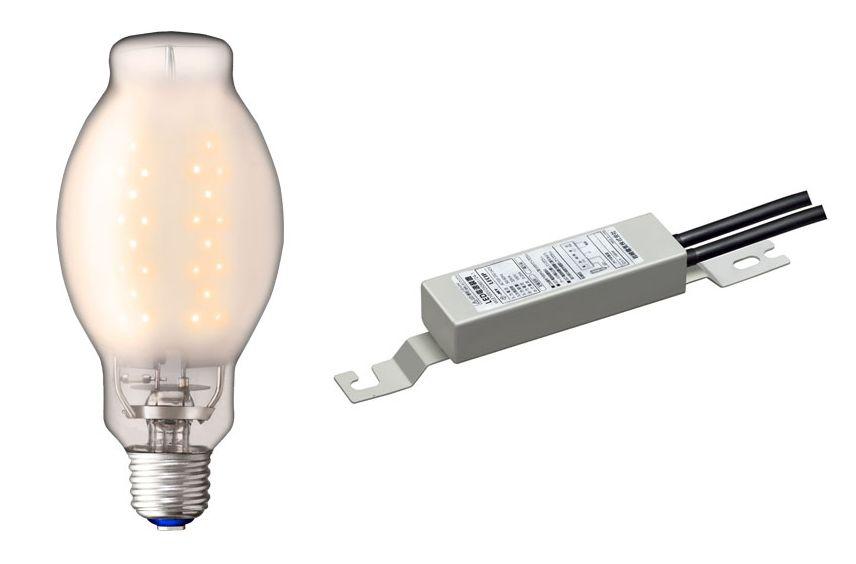 岩崎電気 LDS12L-G/GC レディオックLEDライトバルブG 12W 電球色 E26口金形 電源ユニット付