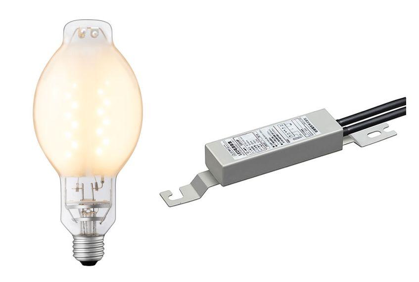 岩崎電気 LDS22L-G/G レディオックLEDライトバルブG 22W 電球色 E26口金形 電源ユニット付