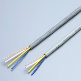 伸興電線 環境配慮形 警報用ポリエチレン絶縁ケーブル EM-AE4×0.65 【200m】