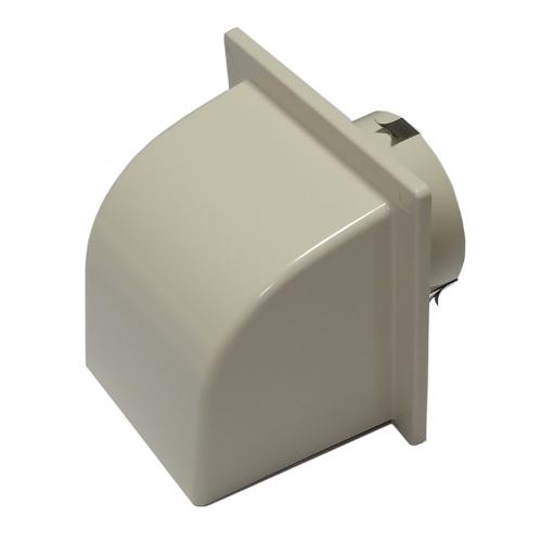 伊藤電気製作所 角型パイプフード φ100用 PF-100