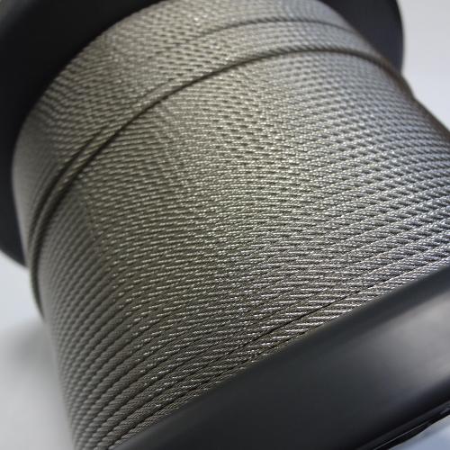 大洋製器工業 ステンレス製 ワイヤーロープ2.5mm (7×7) 200m巻 SWR-2.5