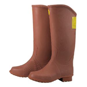 ヨツギ 高圧作業用 絶縁ゴム長靴 えぐりタイプ 使用電圧:7000V以下