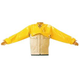 ヨツギ 高圧作業用 電気絶縁上衣 一般型(使用電圧:7000v以下 交流) 大サイズ YS-121-46-05