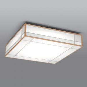 日立 LEDシーリングライト ~8畳 高級和風木枠タイプ 電球色~昼光色 連続調色・連続調光機能付 LEC-CH801CJ
