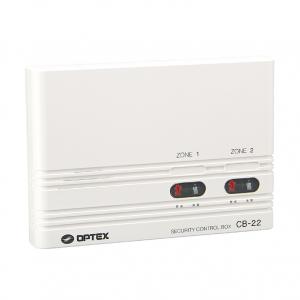 OPTEX 汎用型防犯受信器 2回線タイプ CB-22