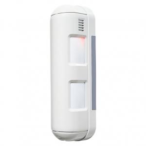OPTEX 屋外用パッシブセンサー 壁面取付型 24m窓際警戒 BX-80N
