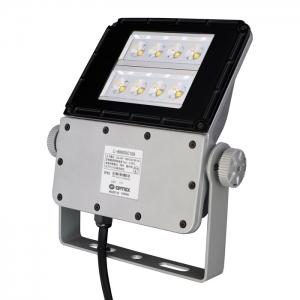 水銀灯250W相当 非調光・投光器タイプ パーキング専用LED照明 L-6000SC100 OPTEX