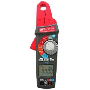 マザーツール 微弱電流用AC/DCデジタルクランプメータ 真の実効値測定モデル 直流・交流電圧/直流・交流電流/抵抗/導通試験 MT-119