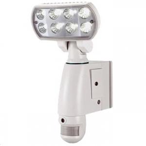 マザーツール LEDセンサーライトカメラ SDカード録画機能搭載 防滴仕様 MT-SL01