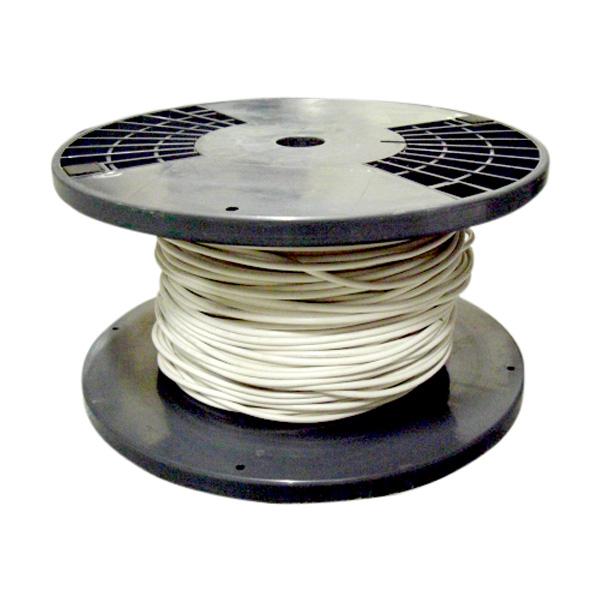 オーナンバ 電気機器用ビニル絶縁電線 KIV5.5シロ*100m