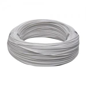 住電日立ケーブル 600V ビニル絶縁電線 アース線 単線 1.6mm 300m巻 白 IV1.6×300mシロ