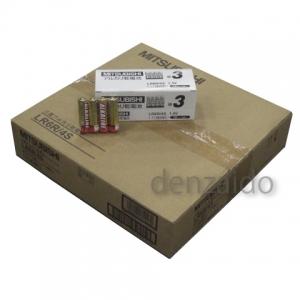 三菱 アルカリ乾電池 単3形 400本セット(4本パック×100個入) LR6R/4S_100set