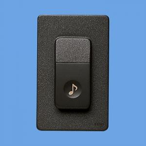 パナソニック チャイム用押釦 ワイド 埋込 期間限定特別価格 露出取付用 チープ EG335 防雨形