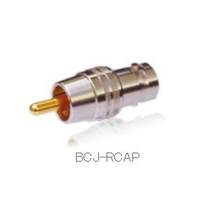 カナレ/CANARE 【お買い得品 20個セット】 BNC-RCA変換アダプタ BNC(メス)-RCA(オス) BCJ-RCAP_set