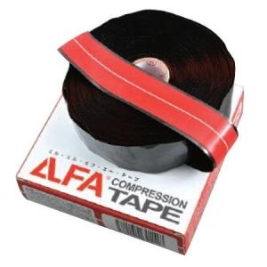 マテックス 【絶縁・漏洩修理・防食・防水】 LLFAテープ 自己融着テープ 赤 幅25.4mm×長さ10.91m R1-5-8-AJP